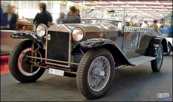 1931 Lancia Lambda 13000 exc.