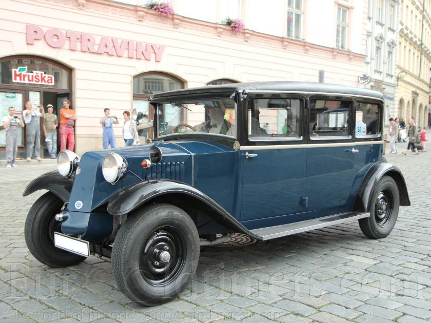 1931 Tatra 52