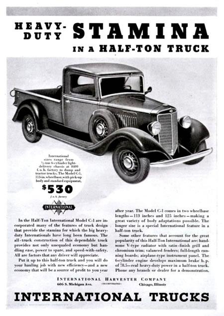 1932-1956 international 13