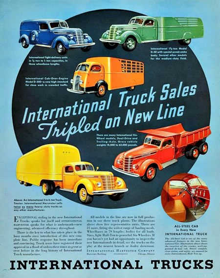 1932-1956 international 22