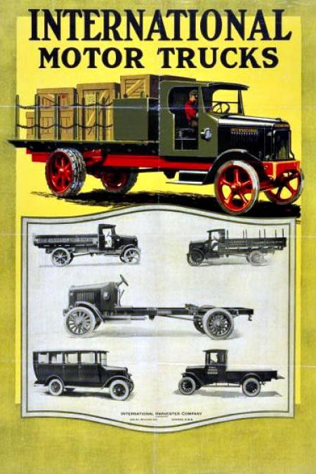 1932-1956 international 4