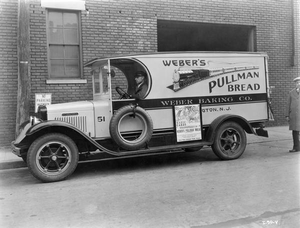 1932 International Bread Truck