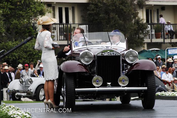 1932 Lancia Dilambda Viotti Phaeton