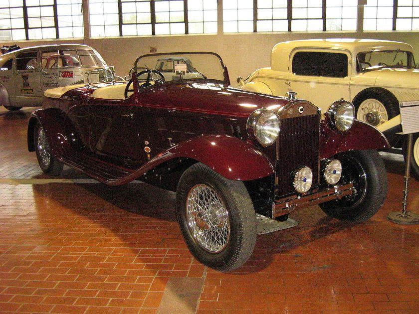 1932 Lancia Dilambda