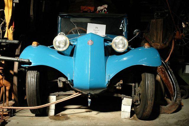 1932 Tatra, 1155 ccm, 20 PS Marxzell-Tatra