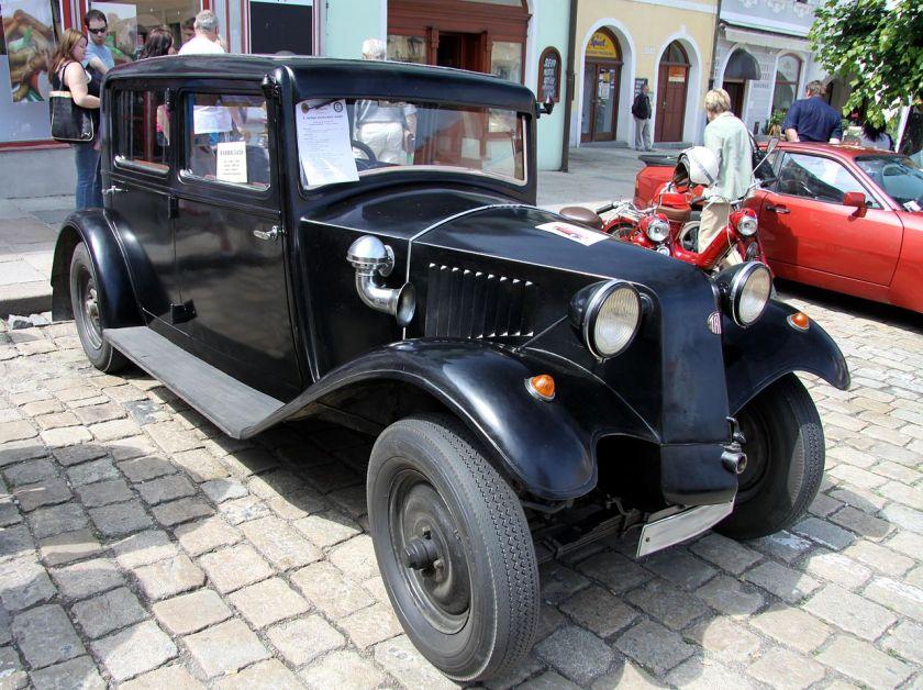 1932 Tatra 54-30