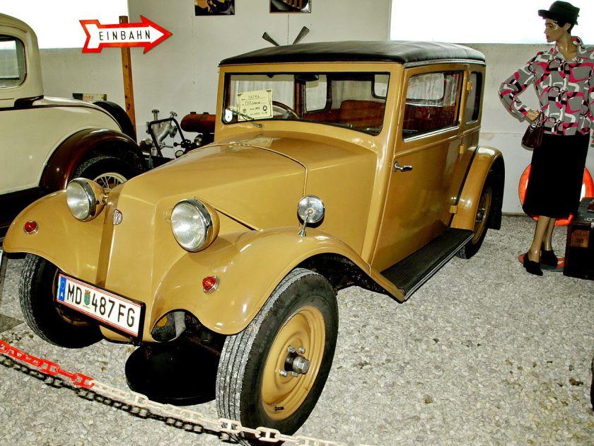 1932 Tatra 57 - 1932 (5661217642)