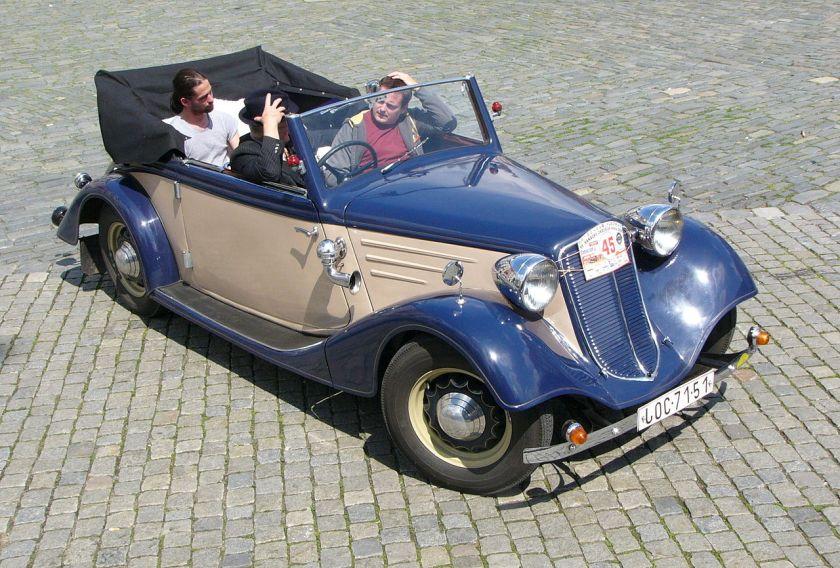 1933-42 Tatra 75