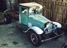 1933 international 1ton 6cyl