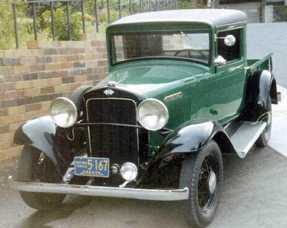1933 international D1truckbuiltbyWillys