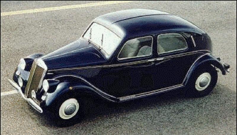 1933 Lancia Appia