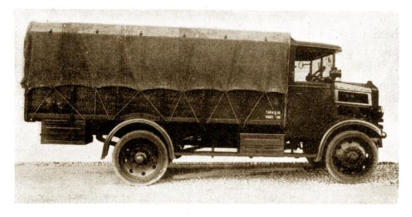 1933 Lancia RoNM base