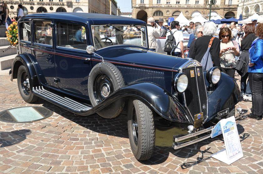 1934 Lancia Artena III Serie