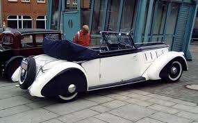 1934 Sodomka Tatra 52 Cabriolet