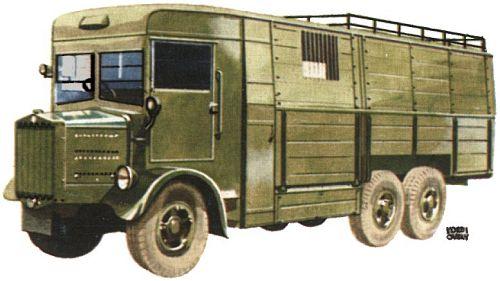 1934 TATRA 29