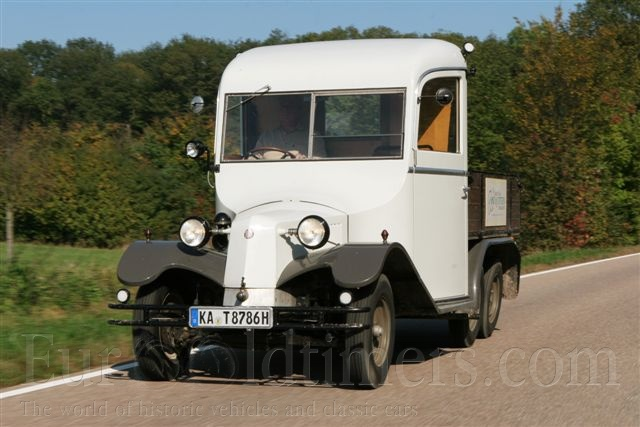 1934 Tatra 72