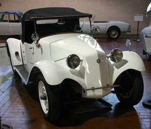 1934 Tatra T-57 Roadster