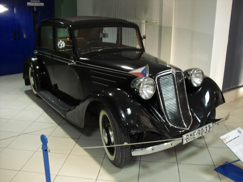 1934 Tatra T75