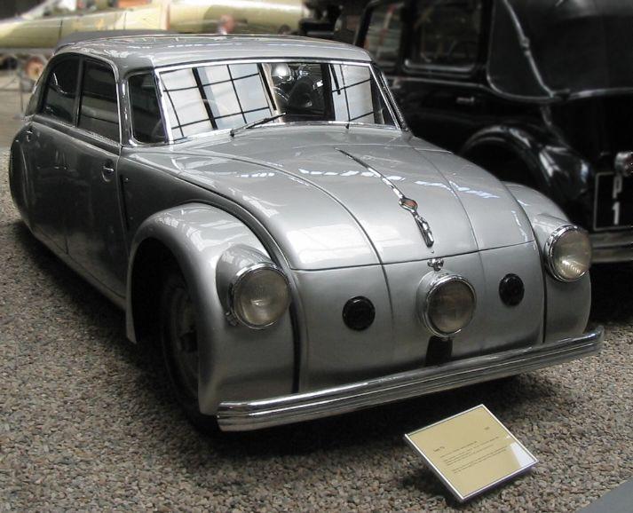 1935-38 Tatra T 77a