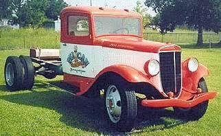 1935 international 1.1,2ton