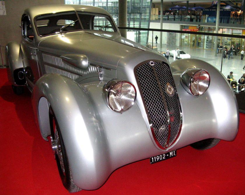 1935 Lancia Astura 233C Aerodynamica a