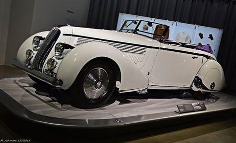 1935 Lancia Astura Cabriolet