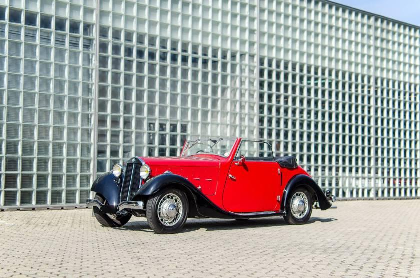 1935 Lancia Belna-Augusta