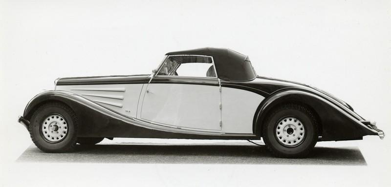 1935 Lancia Belna, Karosserie von Pourtout