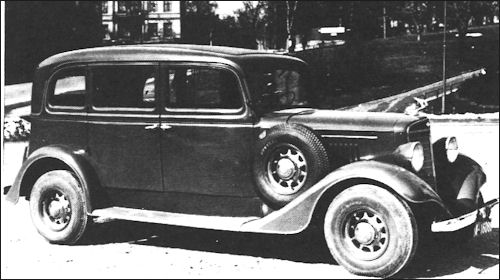 1936 international 1936 c1_taxi_norway