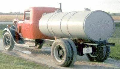 1936 international C30