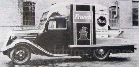 1936 Tatra 43