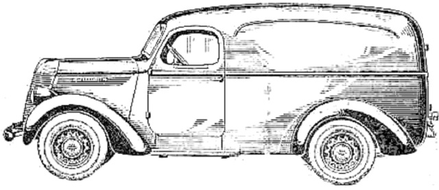 1937 international harvester-d-2