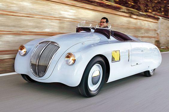 1937 Lancia Aprilia Barchetta