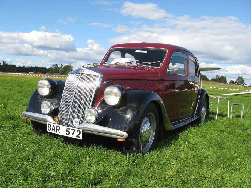 1937 Lancia Aprilia