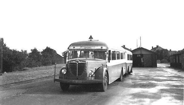 1938 Büssing-NAG 500 LD6-DAB mit Anhänger Nr. A abbusanhnger1950