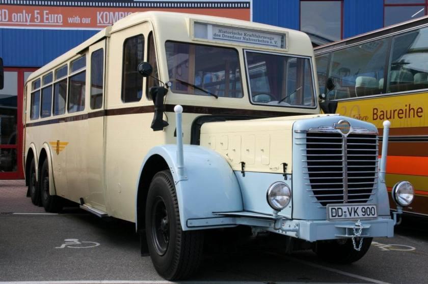 1938 Büssing NAG 900 N