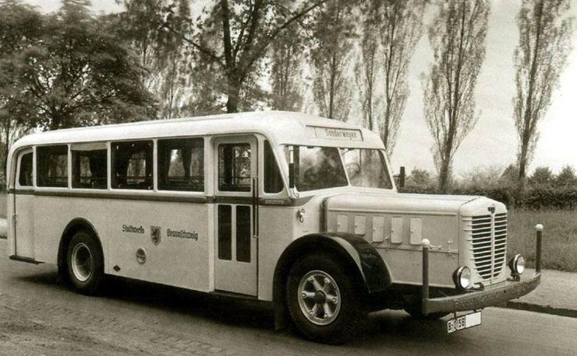 1938 Büssing NAG