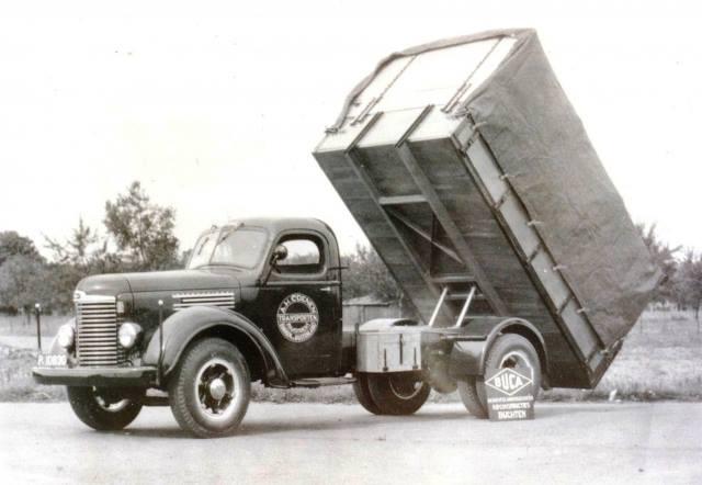 1938 International Carr. Buca Born.