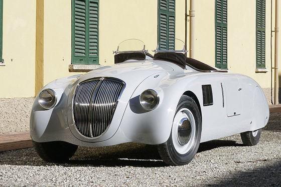 1938 Lancia Aprilia Sport Reconstructed