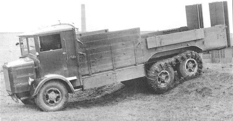 1938 Tatra T-29