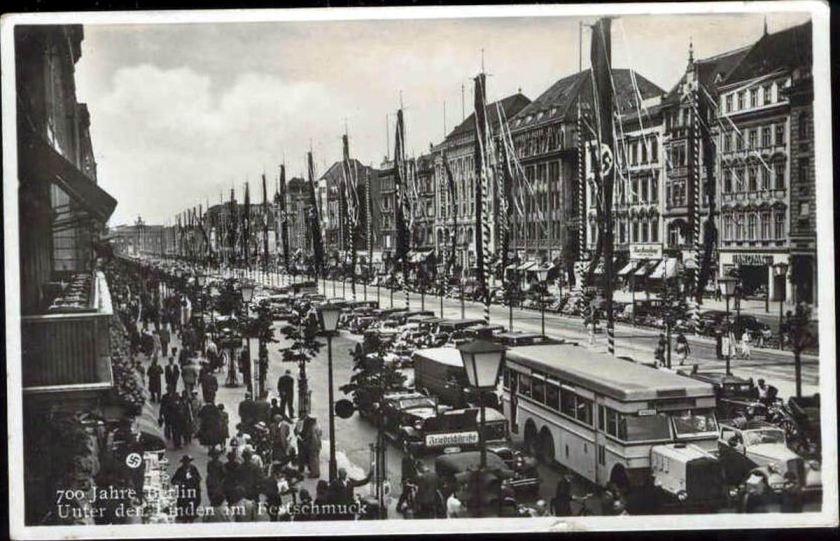 1939 Büssing NAG E3 (BVG6), 6-cyl