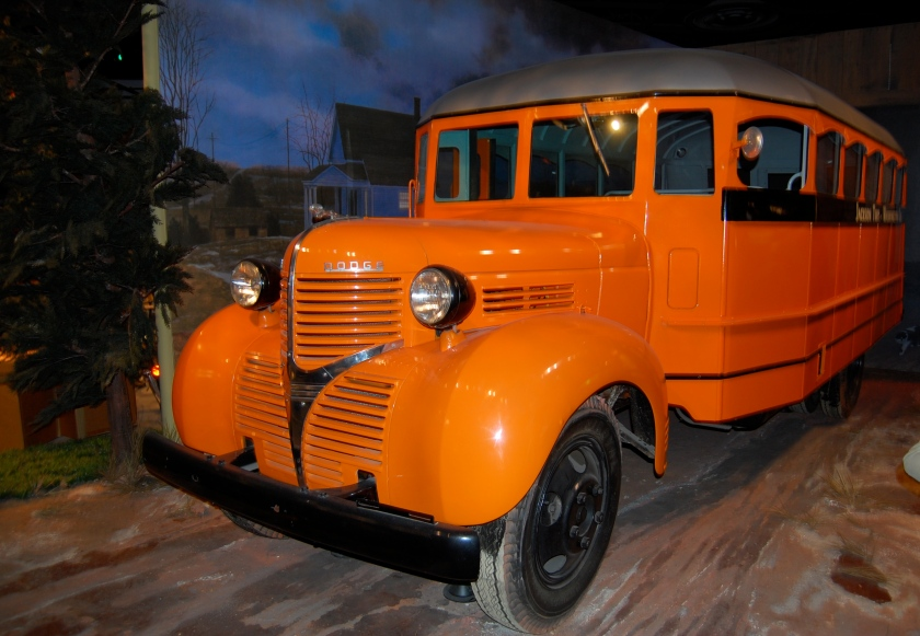 1939 dodge school bus