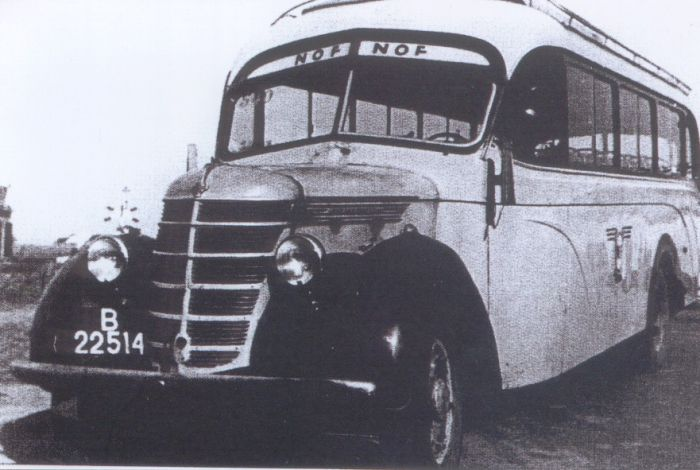1939 International Harvester carr. Renkema Middelstum B-22514