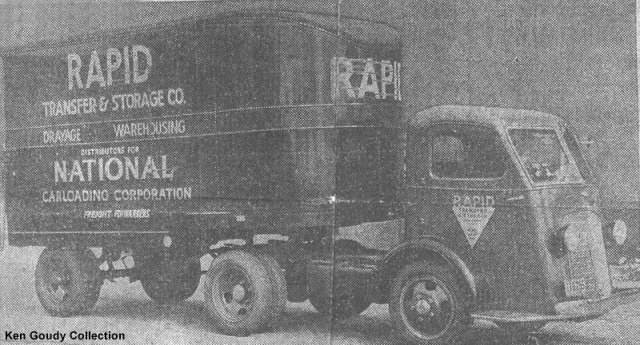 1939 International harvester rapid ihc