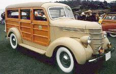 1939 International Woodies