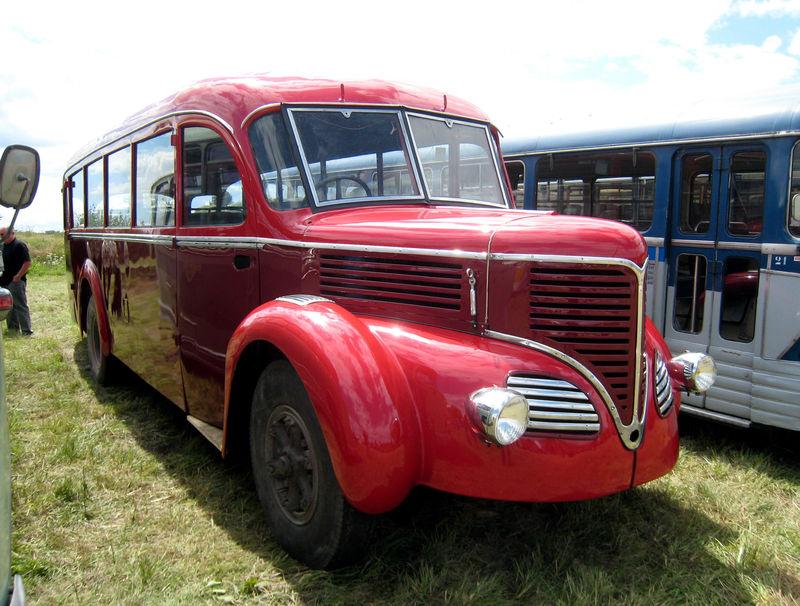 1939 Lancia 3 RO bus