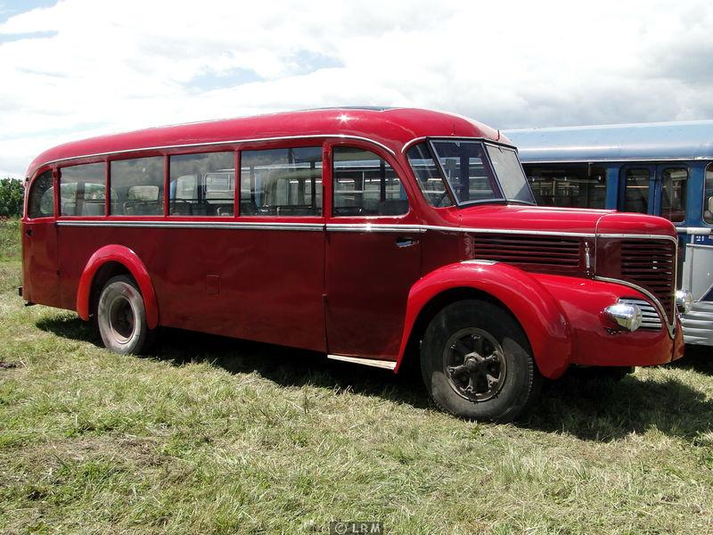 1939 Photo big Lancia Bus