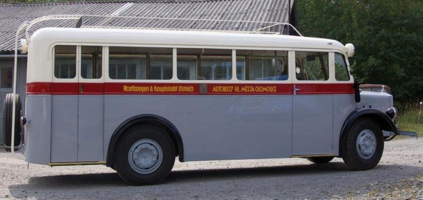1940 Autobus TATRA 27
