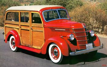 1940 international 1940 d-2 woody sw