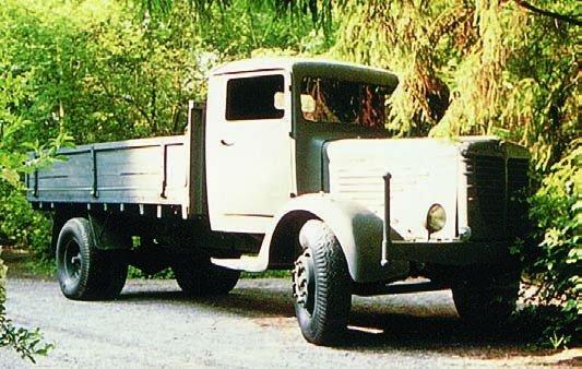 1941 Büssing-NAG 4500S